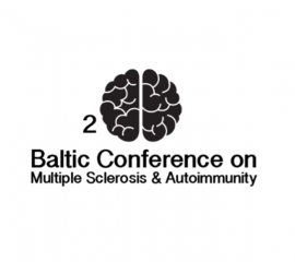 Baltic Conference on Multiple Sclerosis & Autoimmunity logo skice nr.1