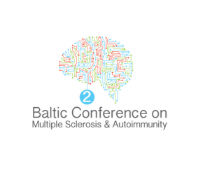 Baltic Conference on Multiple Sclerosis & Autoimmunity logo skice nr.2