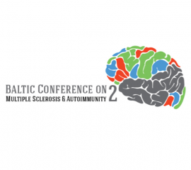 Baltic Conference on Multiple Sclerosis & Autoimmunity logo skice nr.3