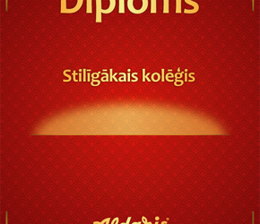 Aldaris diploms