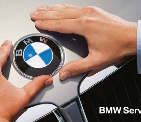 BMW interneta baneris