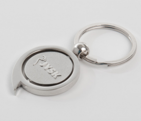 Jyske key ring